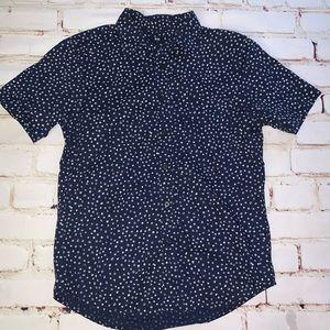 [uniqlo] s/s button down shirt